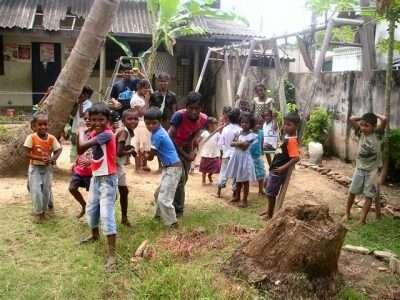 Stichting Yawajeewa, Sri Lanka