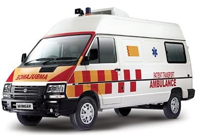 nieuwe ambulance