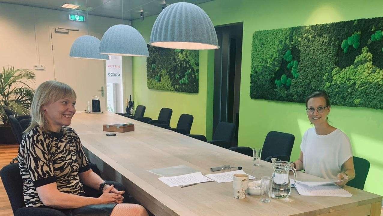 Lianne Ringoir tekent contract 2